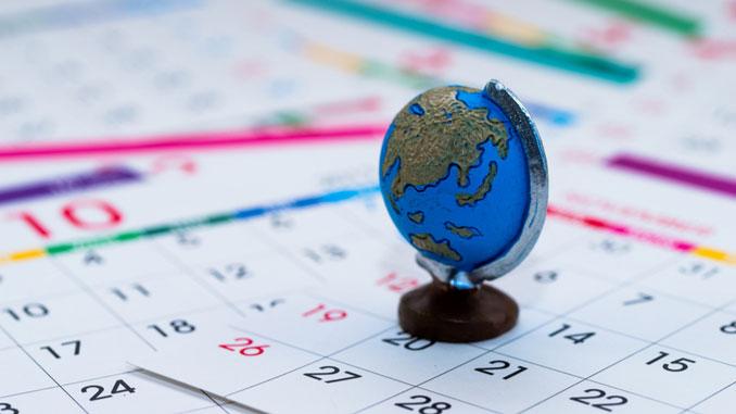 От икономическия календар може да отличим срещите на три от основните централни банки.