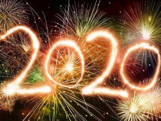 Честита нова година 2020