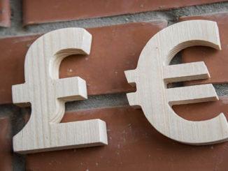 Британски паунд/евро (EUR/GBP)