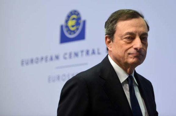 Марио Драги ЕЦБ
