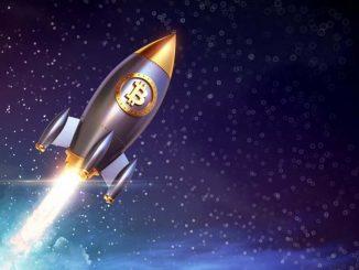 Bitcoin-skyrocketing