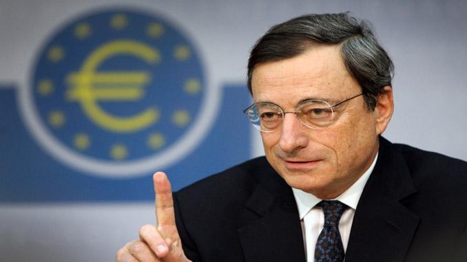 Драги: Спадът в икономиката на еврозоната може да е по-голям от очакваното
