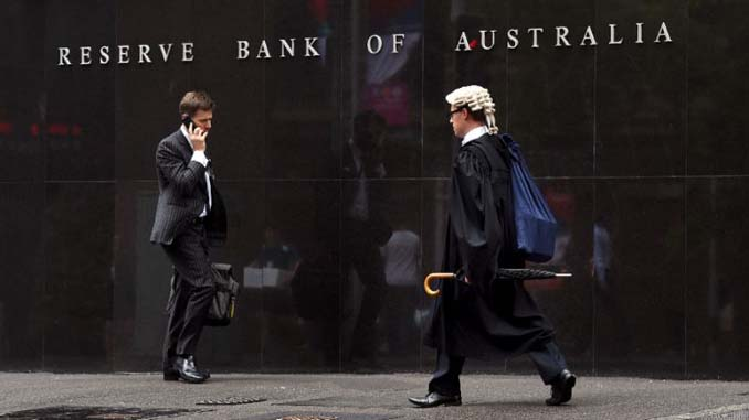 Резервна банка на Австралия