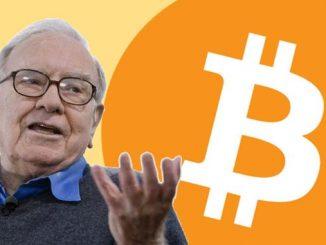Какво каза Уорън Бъфет за криптовалутите?