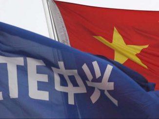 Китайският производител на телефони ZTE се спаси от фалит след сделка със САЩ