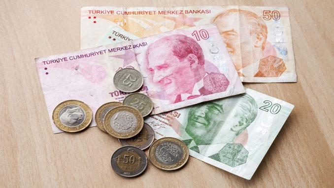 Турска лира - пазари с висока волатилност