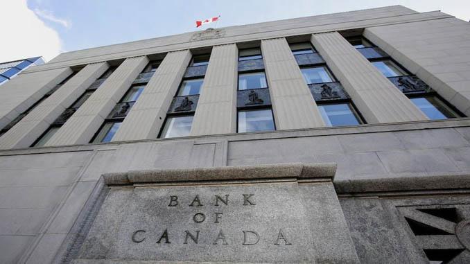 Среща на Канадска централна банка