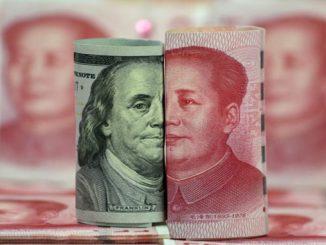 Китайски юан вързан за злато, вместо за долар?