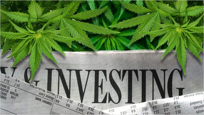 Акции на компании за марихуана