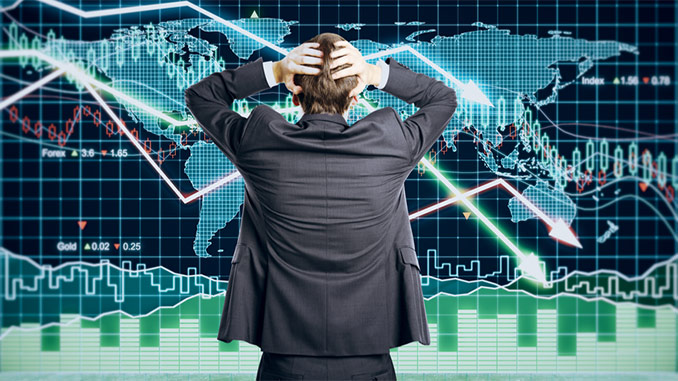 Срив на финансовите пазари