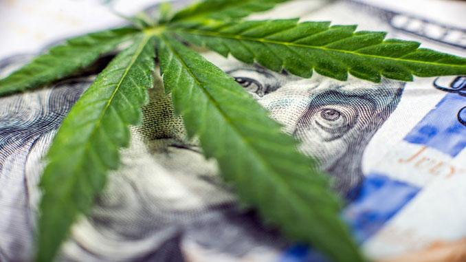 Печалби на компании за марихуана