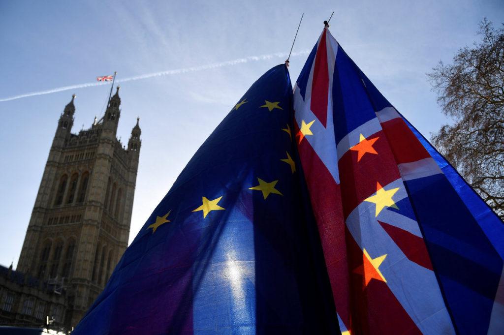 Брекзит вот в британския парламент