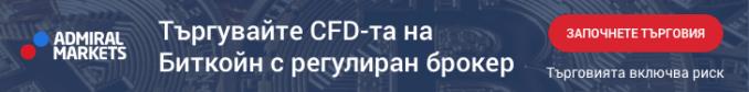 CFD търговия с Биткойн