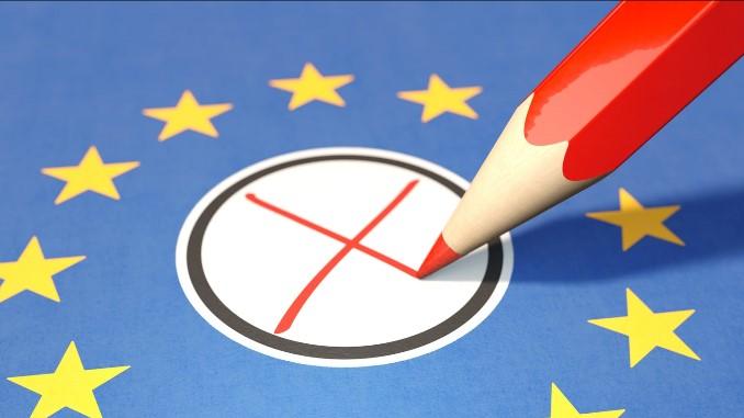 Доминация на крайната десница на европейските избори.