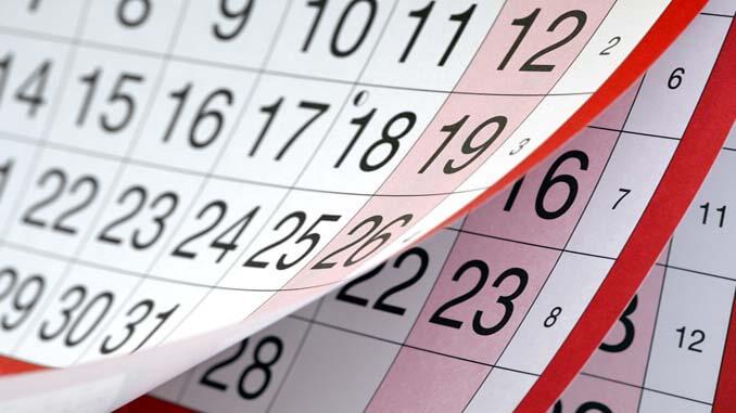 Седмичен икономически календар 22-26 юли