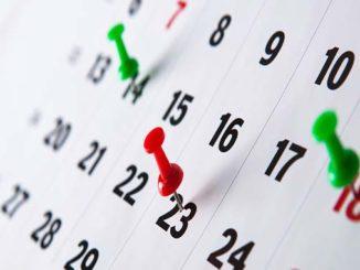 Седмичен икономически календар