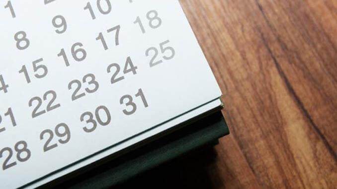 Икономически календар