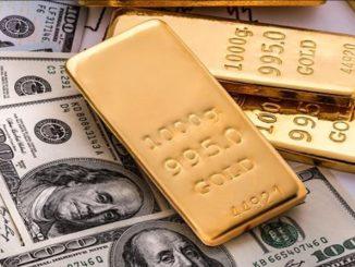 Злато срещу долар